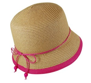 Straw Bucket Hat Images