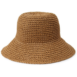 Straw Bucket Hats