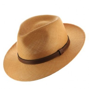 Straw Panama Hat Men