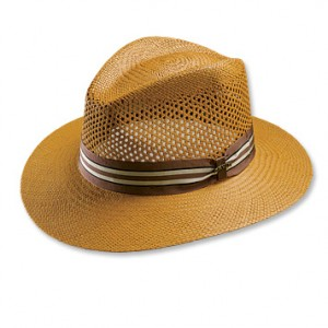 Straw Panama Hats for Men