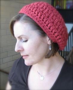 Tam Hat Crochet Pattern