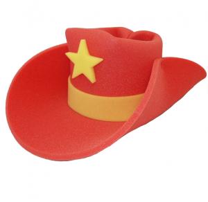 Ten Gallon Hat Foam
