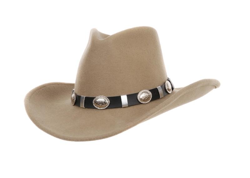 Ten Gallon Hats – Tag Hats 10 Gallon Cowboy Hat Front