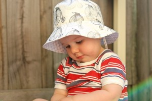 Toddler Bucket Hat Pattern
