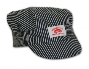 Toddler Train Conductor Hat
