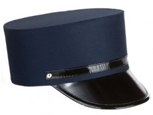 Train Conductors Hat
