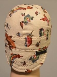 Welding Hat Pattern