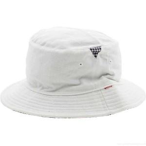 White Bucket Hats for Men