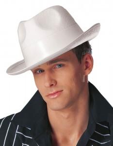 White Fedora Hat Images