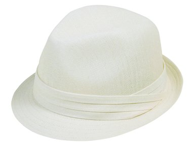 White Fedora Hats – Tag Hats