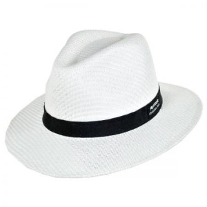 White Fedora Hats for Women
