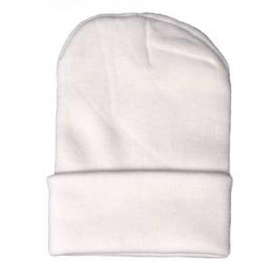 White Ski Hat