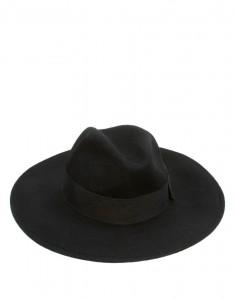 Wide Brim Fedora Hats