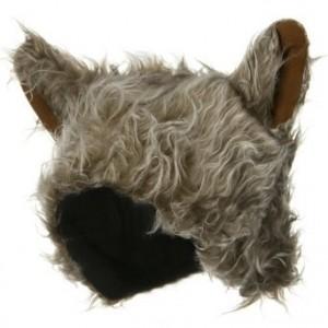 Wolf Fur Hat