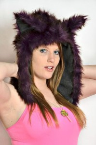 Wolf Fur Hats