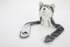 Wolf Head Hat