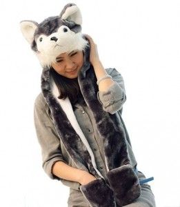 Wolf Winter Hat