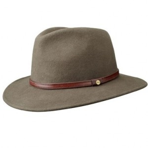 Wool Fedora Hat