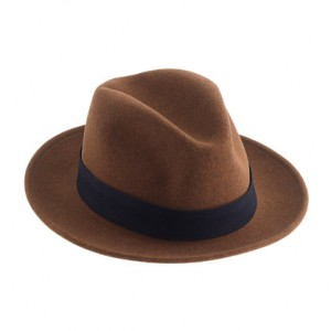 Wool Fedora Hats