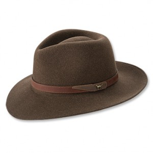 Wool Fedora Hats for Men