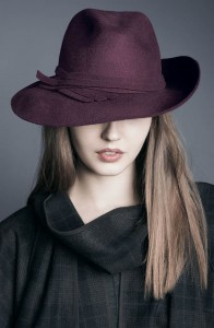 Wool Fedora Hats for Women